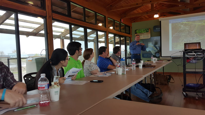 Collaborative Wetland Workshop: John Bunker Sands Wetland Center