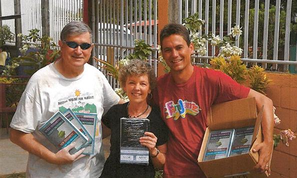 APAI Leading the Way – Austin Samaritans